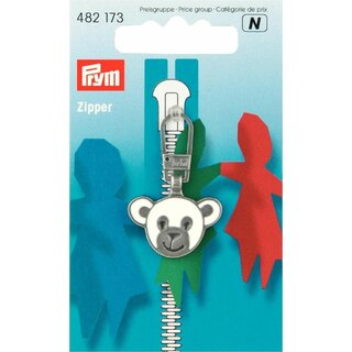 Prym Fashion Zipper puller for children Bear (1 pcs)