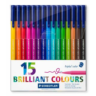 Staedtler triplus® color 323 15er Box