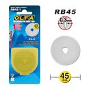 Olfa replacement blade 45 mm (RB45-1) (1 piece)