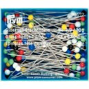 Prym Glass-headed Pins No. 2/0 assorted col 0.80 x 48 mm...