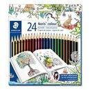 Staedtler Noris® colour 185 Sonderedition Johanna Basford