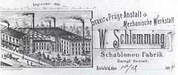Schablonen Fabrik